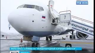 «Победа» выполнила первый рейс из Иркутска в Москву