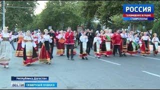 Ведущие русские театры приехали на фестиваль в Дагестан