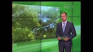 В Братске за выходные произошло два ДТП с участием мототранспорта