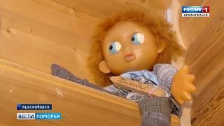 Кукольный дом появился в Красноборске