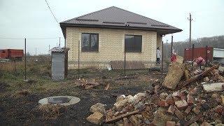 Водопровод провели к участкам многодетных семей в Дёмино.