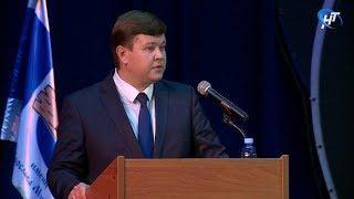Юрий Боровиков избран ректором НовГУ