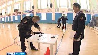 300 лет со дня основания полиции отметили на Колыме