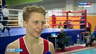 Воспитанники «Алтайского ринга» завоевали наибольшее количество наград на турнире по боксу