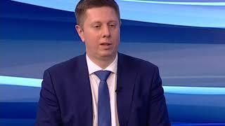 Гость студии «Вестей» - Илья Баланин