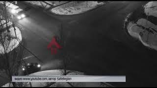 Появилось видео ДТП на окружной дороге в Ярославле