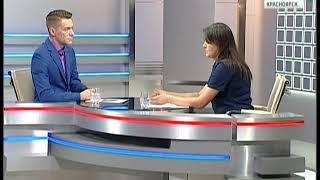 Вести.Интервью: заведующая отделом профилактики Краевого центра СПИД Руслана Шешина