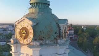 На Спасо-Преображенском монастыре начался ремонт старинных часов