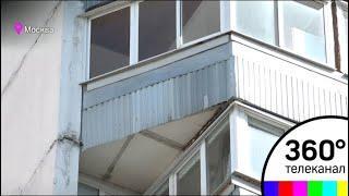 Московский пенсионер может лишиться жилья из‐за незаконного балкона