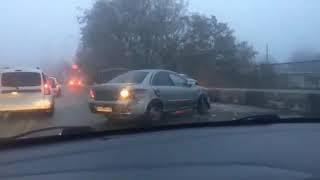 ДТП на Киринском мосту