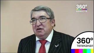 Заслуженный врач России Виктор Егоров посетил медицинские учреждения Можайского района