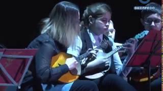 Учащиеся школы искусств «Лира» представили пензенцам отчетный концерт