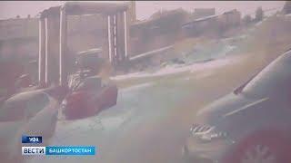 Экстренные службы Башкирии устроили «краш-курс» для будущих водителей