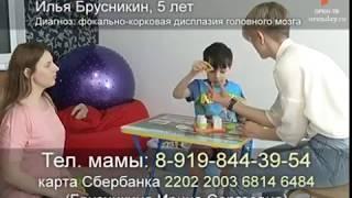 Илья Брусникин
