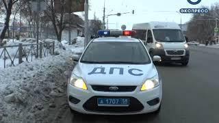 С начала 2018 года в Пензенской области в ДТП пострадали 14 детей