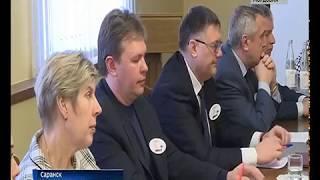 ЦИК Мордовии подписал итоговый протокол по результатам выборов Президента