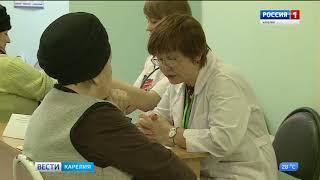 В Петрозаводске госпитализировали женщину с подозрением на корь