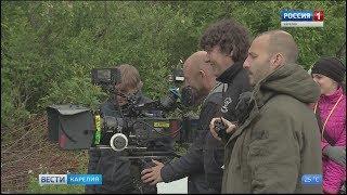 В Карелии продолжаются съёмки фильма «Петька»