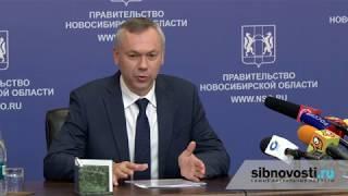 Андрей Травников о последствиях разрыва мусорной концессии