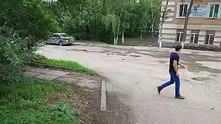 Жители Партизанска жалуются на состояние городских дорог. 4
