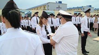 В Волгоградской академии МВД состоялась выпуск молодых специалистов