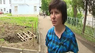 В Угличе во время выкорчевывания пней обнаружили катакомбы старинной церкви