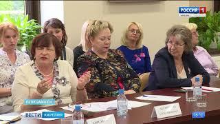 Круглый стол, посвященный вопросам материнства и детства