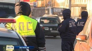 «Мобильный розыск»: приставы ловили должников на дорогах Вологды