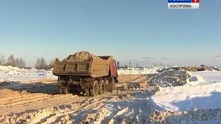 В Костромской области озвучили прогноз по весеннему паводку
