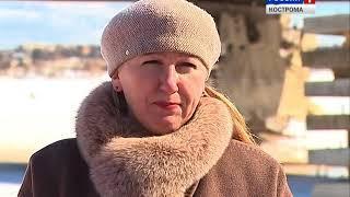 Подрядчик объявил о полной готовности к ремонту моста через Волгу в Костроме