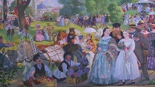В Уфе можно увидеть репродукции картин Бориса Кустодиева