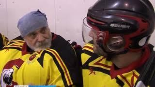 Хоккей: «Ледокол» обыграл «Гризли» со счётом 6:1