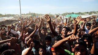 Рохинджа не хотят возвращаться в Мьянму