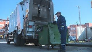 В Волгоградской области проходит инвентаризация контейнерных площадок для сбора мусора