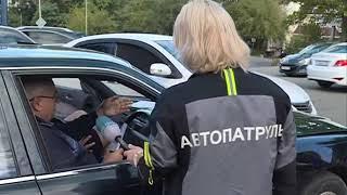 Рулевая авто спровоцировала ДТП на Фирсова