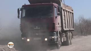 Вывоз отходов с мусорной свалки в Кировском районе превратил жизнь волгоградцев в ад