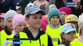 Вчера в столице Мордовии прошла генеральная репетиция торжественного Парада