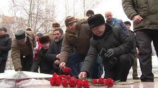 В Пензе почтили память погибших воинов-интернационалистов