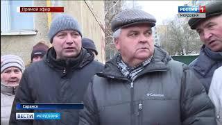 В Саранске прошла традиционная мэрская суббота