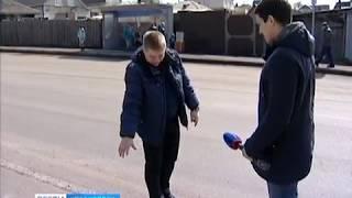 В Красноярске общественники проверили последствия капитального ремонта улиц