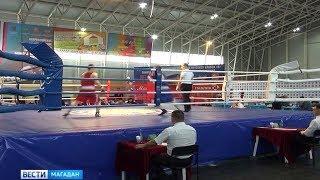 В Магадане стартовали 48 турнир по боксу памяти Олимпийского чемпиона Валерия Попенченко