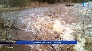 Новгородские спасатели работают в режиме «Повышенной готовности»