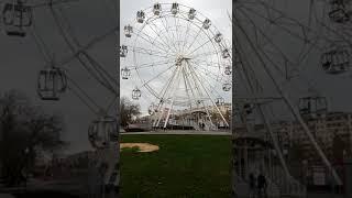 Тестирование колеса обозрения в Воронеже