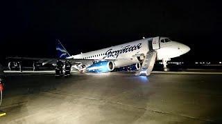 Самолёт выкатился за пределы ВПП в Якутске