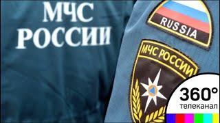 МЧС: ситуация с прорывом временной дамбы в Луховицком районе находится под контролем