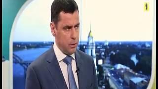 Дмитрий Миронов рассказал федеральным СМИ о наиболее важных точках развития региона