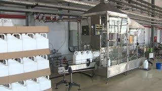 Волгоградские химики увеличивают производство средств защиты растений благодаря инвестпроекту