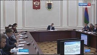 Глава Карелии встретился с обновлённым составом Общественной палаты Республики