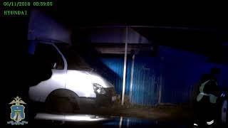 Ночной водитель-нарушитель в Шпаковском районе