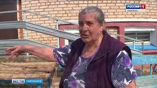 Подозреваемого в краже у стариков задержали смоленские полицейские